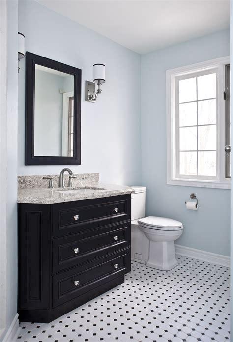 transitional bathroom renovation located  burlington