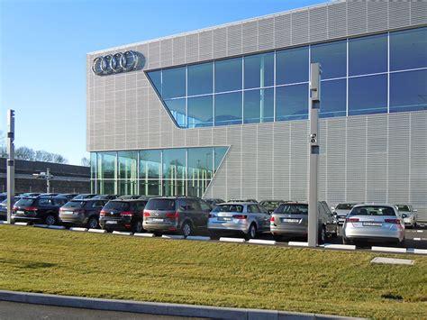Audi Plus Eching by Audi Gebrauchtwagen Plus Zentrum Muck Ingenieure