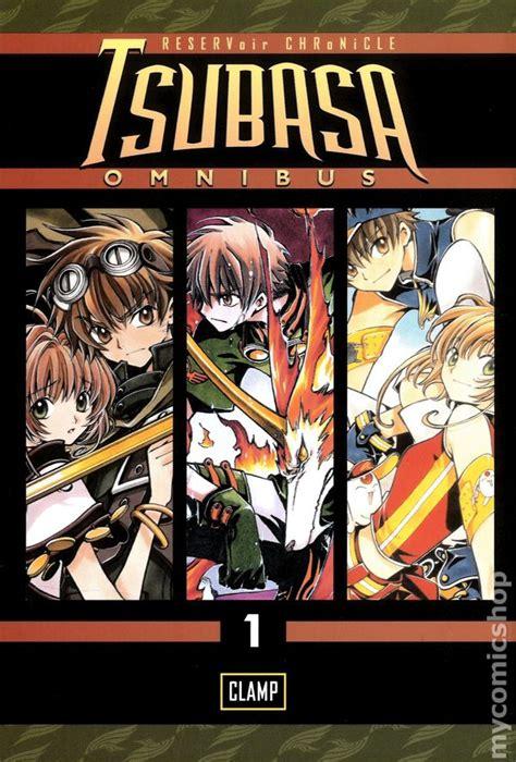 Tsubasa Omnibus 3 tsubasa omnibus tpb 2014 kodansha comic books