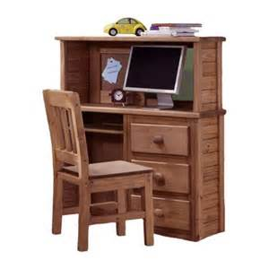 Mahogany Computer Desks For Home Chelsea Home 31502 H Mahogany Stain Computer Desk With