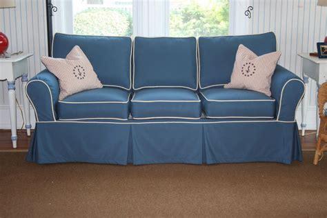 Navy Blue Sofa Slipcover Best Sofa Decoration Blue Sofa Slipcovers