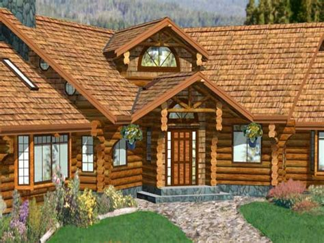 Cabin Houseplans by Log Cabin Home Plans Designs Log Cabin House Plans With