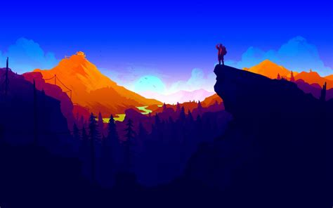 firewatch  hd  wallpaper