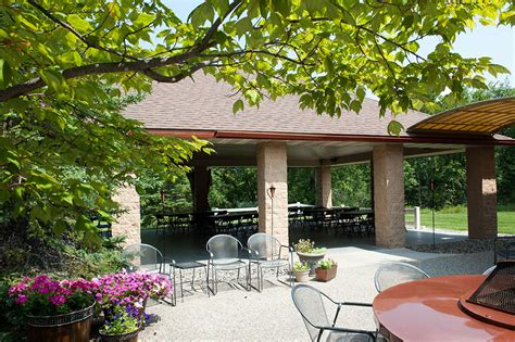 facilities fireside grill patio