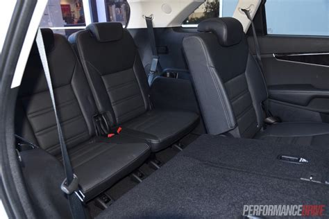 Kia Sorento With 3rd Row Seating by Cadillac Crossover With 3rd Row Seating Autos Post