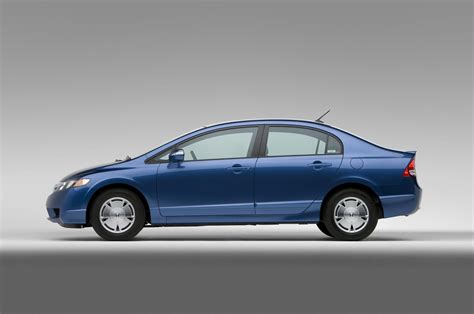 honda civic specifications 2010 2010 honda civic hybrid technical specifications and data