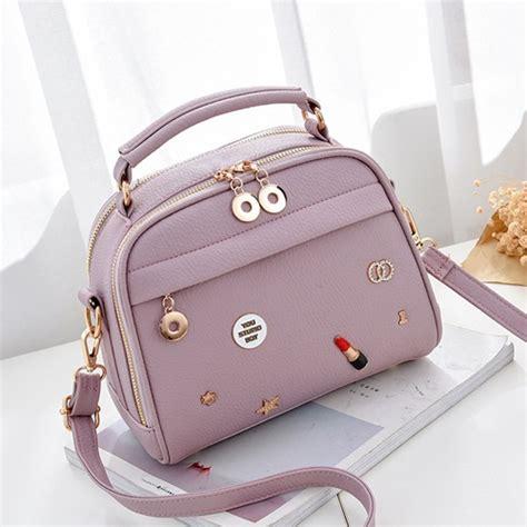 Promo Obral Sale Cs513 Purple Tas Wanita Grosir Tas Batam Import jual b1650 purple tas selempang modis grosirimpor