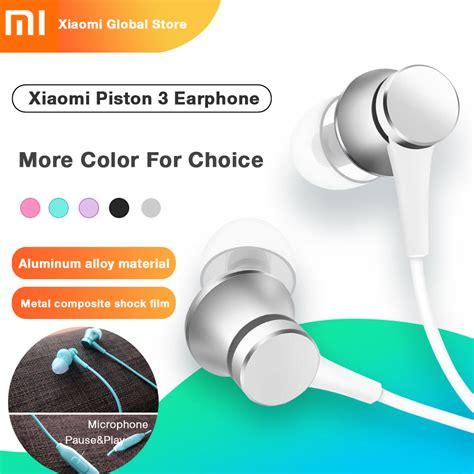 Headset Earphone Xiaomi Piston 3 original xiaomi headset piston earphones youth version 3