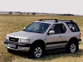 Opel Frontera B 1998 Opel Frontera B Sport Pictures Information And