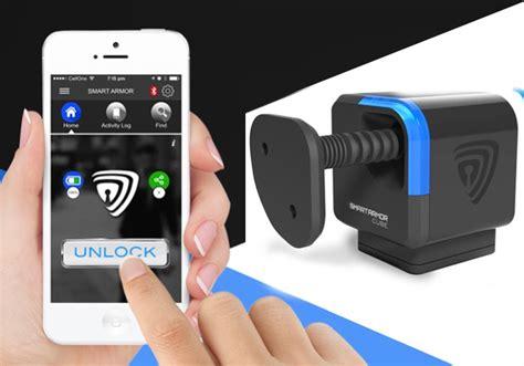 Cabinet Key Locks Smart Cube Smartphone Controlled Portable Bluetooth Lock