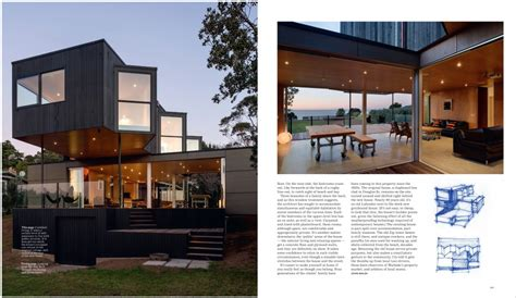 Small House Architecture Awards 2013 Best Illustrated Highly Commended Big House Small