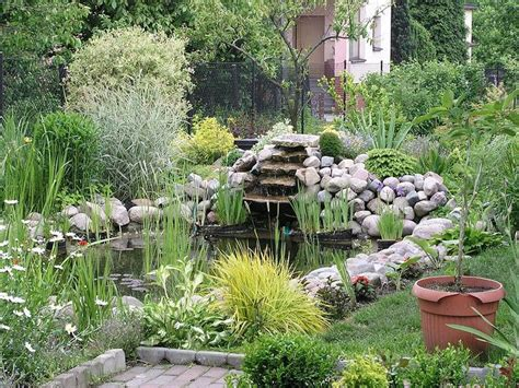 beautiful garden pond garden inspiration