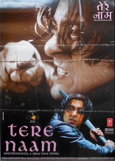 biography of movie tere naam tere naam 2003 this salman khan movie directed by satish