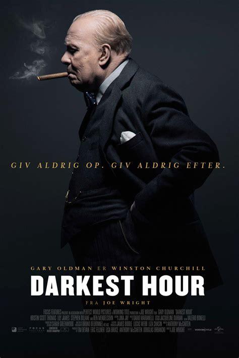 darkest hour facebook darkest hour nordisk film biografer