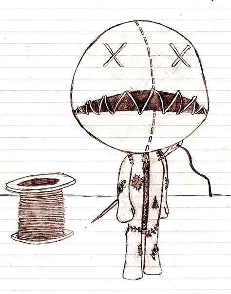 cute voodoo doll drawings voodoo doll by jmoney2495 on deviantart