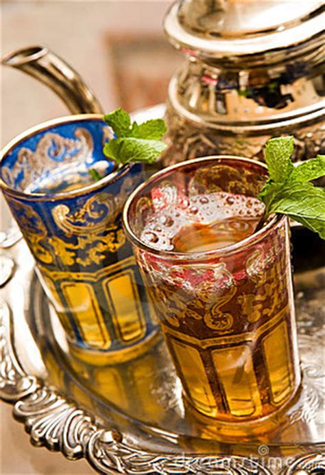 Drink Tea Like A Moroccan by Moroccan Tea Married To Morocco