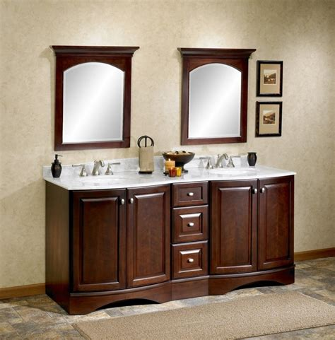 curved bathroom vanity fairmont designs 72 quot town country curved front