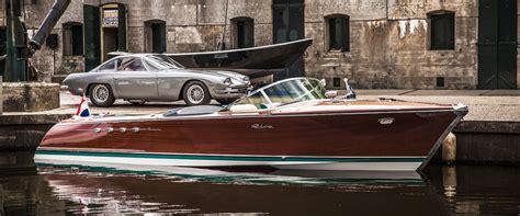 sportboot kopen collectors item riva aquarama lamborghini sportboot te koop
