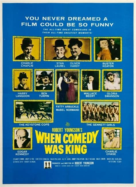 film comedy syllabus when comedy was king 1959 robert youngson synopsis