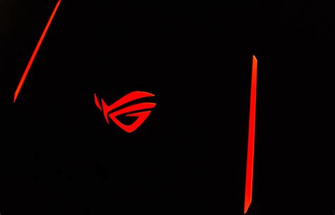 asus wallpaper orange asus rog strix gl753 review gearopen