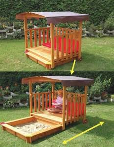 Backyard Sandbox Ideas Don T Miss This Post Creative Smart And Sometimes Outdoor Backyard And Streed