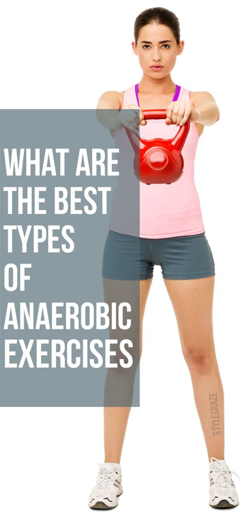what are the best types of anaerobic exercises