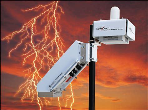 Lighting Detector by Sg000 Strike Guard Lightning Detector Cbell Update 1st