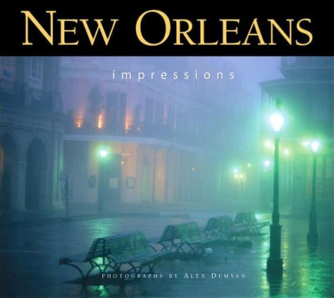 libro mystery in new orleans new orleans impressions by alex demyan paperback barnes noble 174