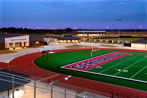 high school football field house designs germantown high school jh h architects