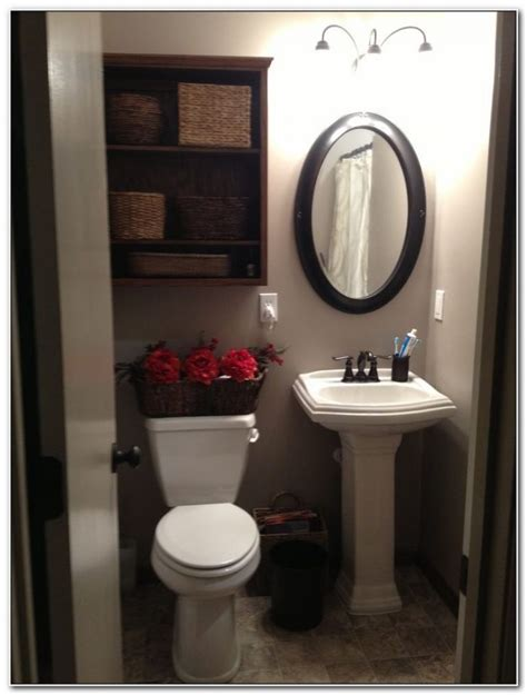 5 creative solutions for small bathrooms hammer hand small bathroom pedestal sink ideas pedestal sink small