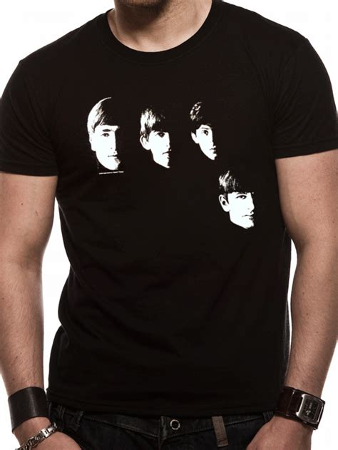 T Shirt The Face3 the beatles t shirt tm shop
