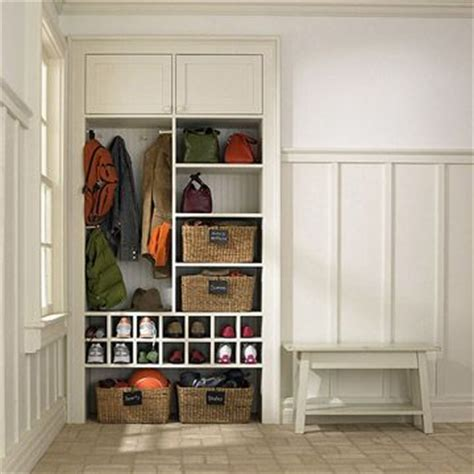 coat storage ideas basement storage ideas coats closet and basements