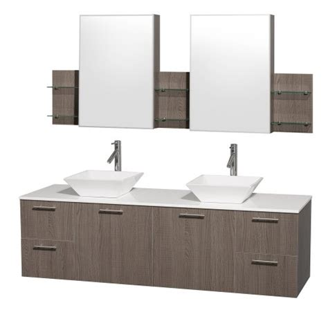 double porcelain bathroom sink wyndham collection amare 72 inch double bathroom vanity in