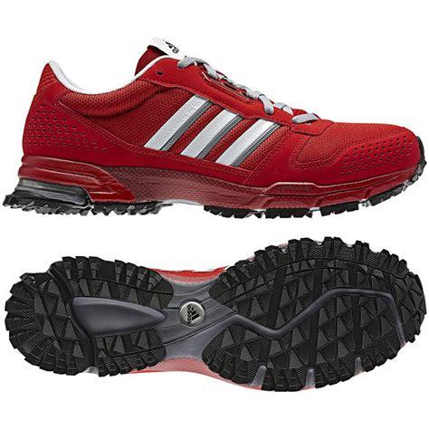 Adidas Marathon Tr15 Hitam Orange zapatos adidas maraton