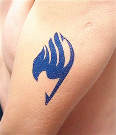 fairy tail tattoo popular buy cheap lots