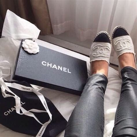 Slip On Shoes Chanel 8819 stylish slip on shoes just trendy