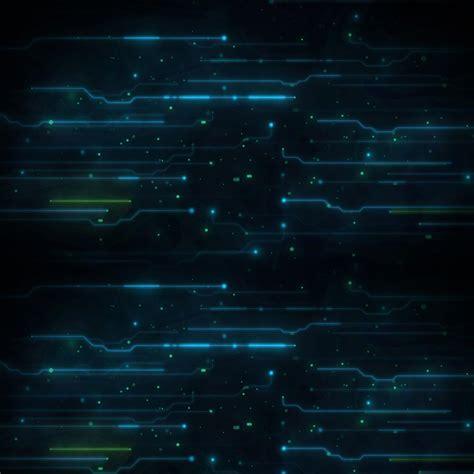 backgrounds dark blue  tech circuit board ipad
