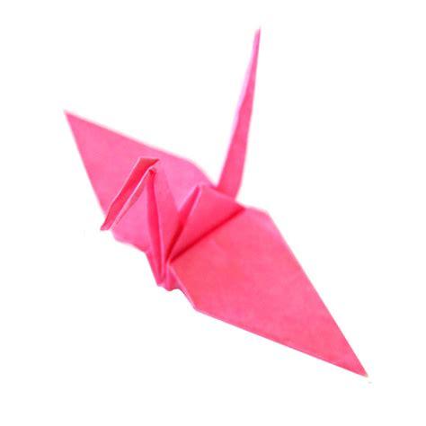 Pink Origami Paper - pink origami cranes graceincrease custom origami