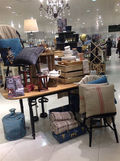 john lewis home display   shop interior design