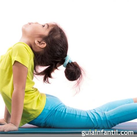 imagenes de yoga graciosos ejercicios divertidos de yoga para ni 241 os