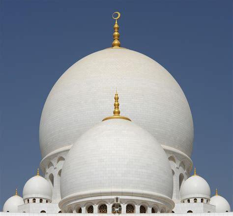 masjid dome design sheikh zayed grand mosque abu dhabi idesignarch