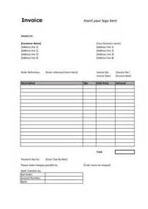 Sales Invoice Template Uk by Sales Invoice What Must A Sales Invoice Include