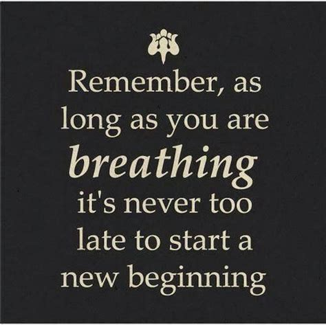 quote new beginning inspiration pinterest