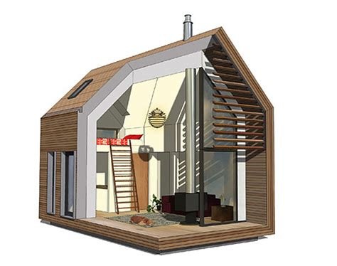 shed living small practical prefab living space
