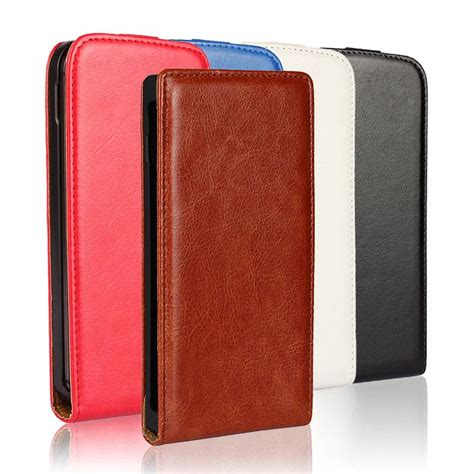 Maizu M2 Ume Classic Flip Cover 1 Classic Pu Leather Flip For Sony Xperia M2 Cover Sony