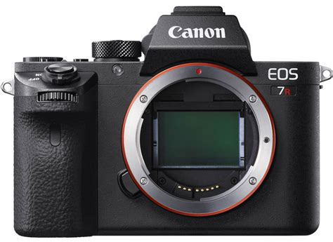 canon frame canon is working on a frame mirrorless