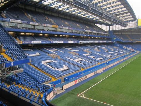 chelsea stadium tour chelsea stadium tour picture of chelsea fc stadium tour