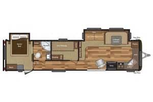 hideout rv floor plans 2015 hideout 38fkds floor plan travel trailer keystone rv