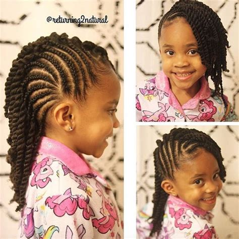 hairstyles kids adorable returning2natural http community