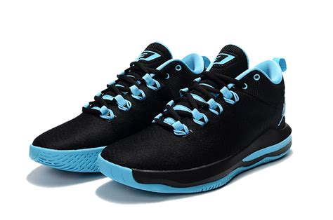 nike casual basketball shoes appearance nike air cp3 x ae black blue